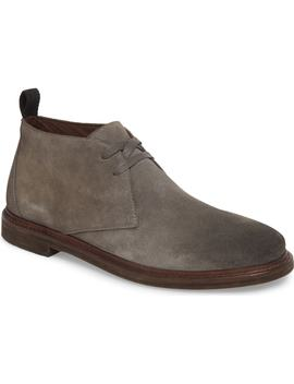 John Varvatos Plain Toe Chukka Boot by John Varvatos Star Usa