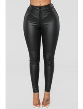 Candy Coated Skinny Jeans   Black by Fashion Nova