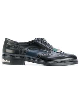 Toga Virilisfringed Brogueshome Men Toga Virilis Shoes Brogues by Toga Virilis