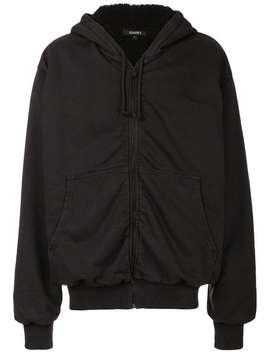 Boxy Fit Zip Up Hoodie by Yeezy
