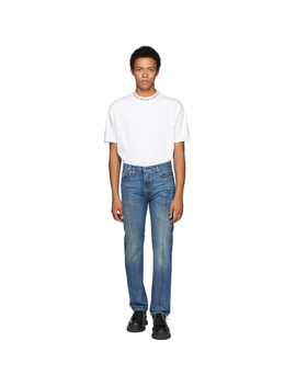 Blue 1967 505 Jeans by Levi's Vintage Clothing