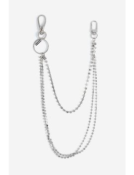 **Rhinestone Wallet Chain by Topshop
