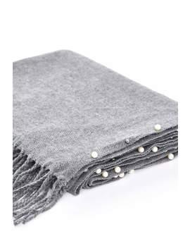 Grey Pearl Scarf by I Saw It First