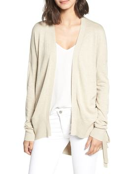 Ruched Side Cardigan by Chelsea28