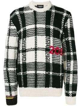 Calvin Klein 205 W39nycknit Sweaterhome Men Calvin Klein 205 W39nyc Clothing Knitted Sweaterslogo Patch Hi Top Sneakersknit Sweater by Calvin Klein 205 W39nyc
