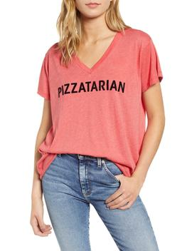 Pizzatarian Romeo Tee by Wildfox