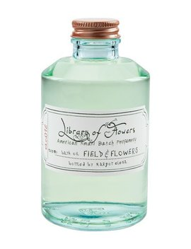 Field & Flowers Bath Oil by Library Of Flowers