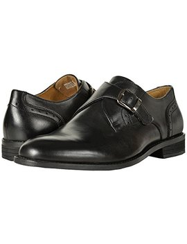 Sabre Plain Toe Dress Casual Monk Strap by Nunn Bush