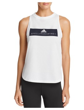 Ess Logo Tank by Adidas By Stella Mc Cartney