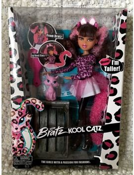 Bratz Dolls Yasmin's Kool Catz New In Box. So Adorable. by Mga Bratz