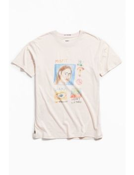 M/Sf/T Bunny Echoes Tee by M/Sf/T