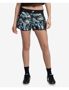 Sportswear Marble Print Shorts by Nike