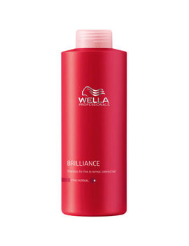 Wella® Brilliance Shampoo   Fine To Normal   33.8 Oz. by Wella