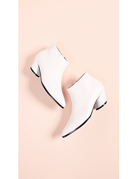 Angular Ankle Boots by Jaggar