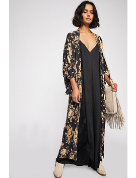 Sweet Jane Maxi Kimono by Free People