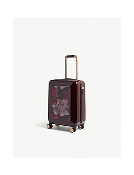 Four Wheel Cabin Suitcase by Ted Baker