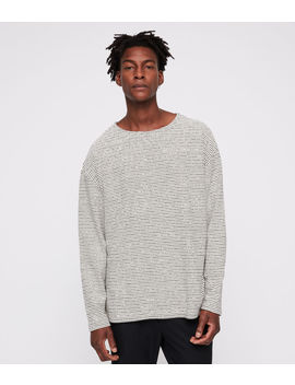 Salvano Crew T Shirt by Allsaints
