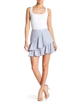 Mara Ruffle Skirt by Tularosa