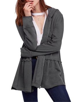 Trapeze Hoodie by Free People