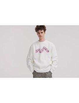 Lazy Oaf Wavy Cats Sweatshirt by Lazy Oaf