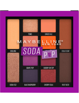 Soda Pop Eyeshadow Palette by Maybelline