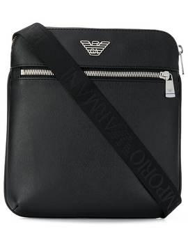 Emporio Armanilogo Messenger Baghome Men Emporio Armani Bags Messenger Bags by Emporio Armani