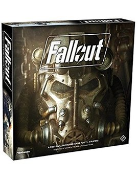Fantasy Flight Games Fallout by Fantasy Flight Games