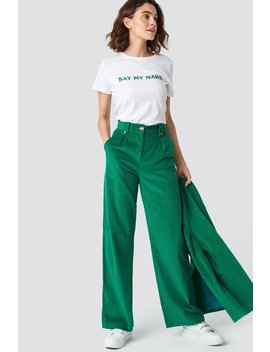 Manchester Pants by Emilie Briting X Na Kd