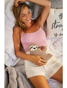 Huggable Big Sloth Cooling & Heating Pad by Urban Outfitters