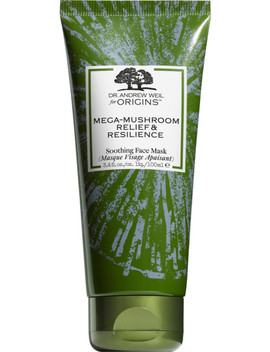 Online Only Dr. Andrew Weil For Origins Mega Mushroom Relief & Resilience Soothing Face Mask by Origins