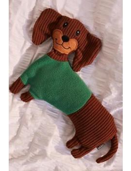 Huggable Big Dachshund Cooling & Heating Pad by Urban Outfitters