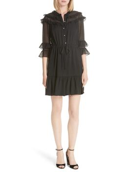 Silk Georgette Dress by Rebecca Taylor