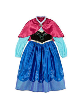 Disney Frozen Anna Dress Up Costume Girls by Disney