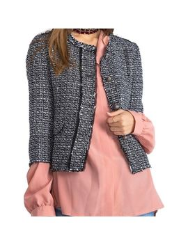 Tweed Jacket, Large by Sans Souci