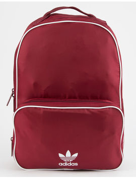 Adidas Originals Santiago Burgundy Backpack by Adidas