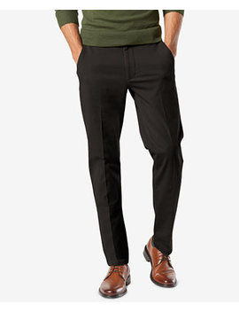 Men's Workday Slim Fit Smart 360 Flex Khaki Stretch Pants by Dockers