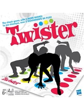 Hasbro Gaming   Twister Game by Toys Rus