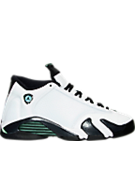 Kids' Grade School Air Jordan Retro 14 Basketball Shoes by Nike