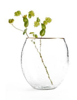 Gold Rim Vase by Nordstrom At Home