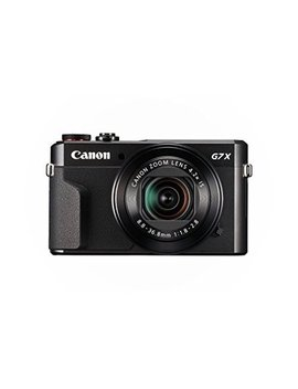 Canon Power Shot G7 X Mark Ii (Black) by Al's Variety
