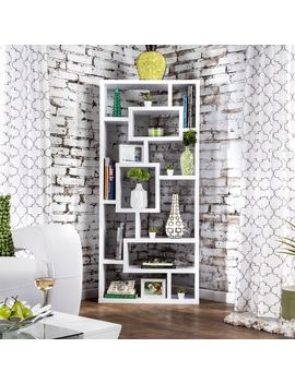 Oliver & James Kees Geometric Bookcase by Oliver & James