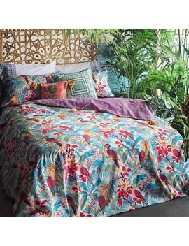 Butterfly Home By Matthew Williamson   Multicoloured 'macaw' Bedding Set by Butterfly Home By Matthew Williamson
