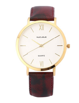 Nucleus Unisex White Dial Watch Lgwm by Nucleus