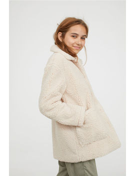 Frakke I Teddybear by H&M