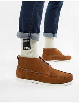 Calvin Klein Jeans Socks In Slouch Rib by Calvin Klein