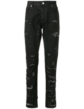 Alyxdistressed Regular Jeans Home Men Alyx Clothing Regular & Straight Leg Jeans by Alyx