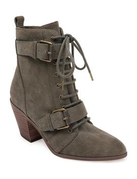 Carleton Lace Up Bootie by Splendid