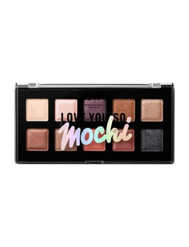 Nyx Professional Makeup Love You So Mochi Eye Shadow Palette by Shop All Nyx Professional Makeup