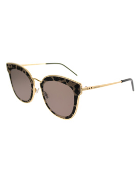 Nile Xmg 2m Gdbkpanth Cat Eye Sunglasses by Jimmy Choo