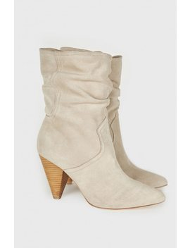 Gabbissy Suede Boot by Joie